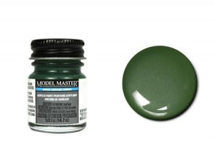 Farba Model Master 4807 - Acryl Russian Armor Green (SG) 14.7ml