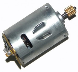 QS8005-014a Main Motor Long - Silnik A