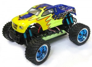 Himoto EXM-16 Brushless 2.4GHz (HSP Kidking BL)