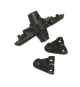 T634-007 Under Blades Grip Set - Głowica Dolna T611