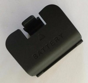 X8c-16 Zaślepka Akumulatora Czarna Battery Cover Black
