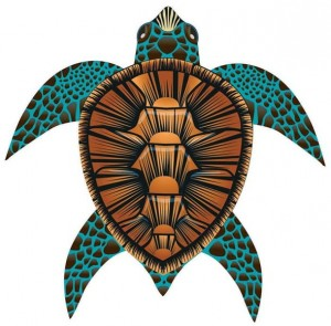 Latawiec BRAINSTORM - WNS SeaLife 40x40'' Nylon Sea Turtle
