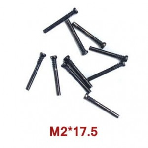 Round Head Screw Level M2x17.5 Wl Toys A959-10