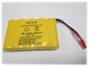 Pakiet Akumulator Bateria 6V 350mAh Do 535-10